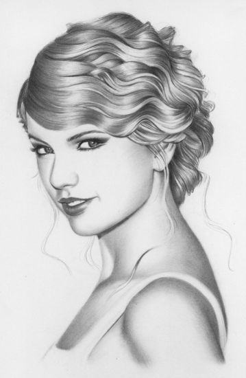 Taylor Swift by Red2207